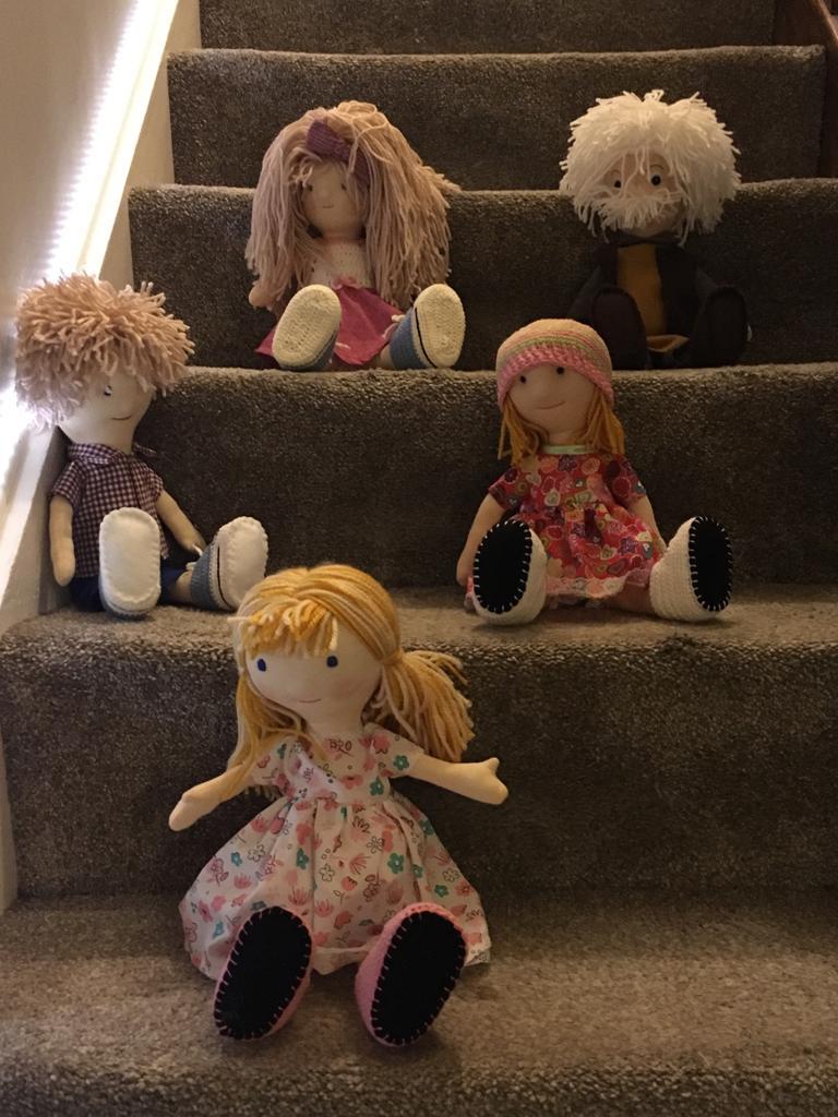 top cloud dolls