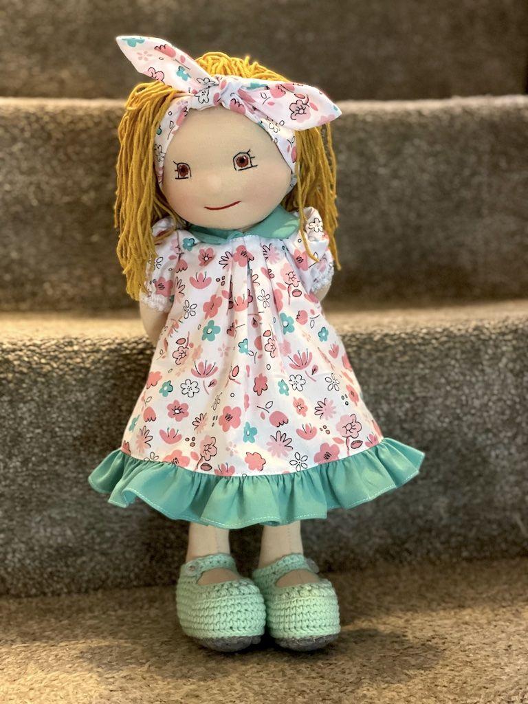 soft ragdoll girl